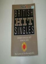 Guinness Book of British Hit Singles By Jonathan Rice, Tim Rice, Paul Gambaccin
