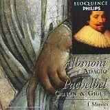 ALBINONI Tomaso, HAENDEL Georg Friedrich - Adagio - Canon & gigue... - CD Album