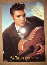 Elvis Presley 1993 National Sports Convention Trading Card NM/M Condition #1