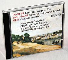 CD DEVIENNE - Concerto no 2 pour flute - Peter-Lukas Graf