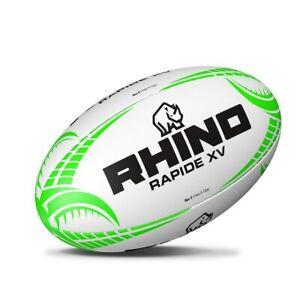 Rhino Rapide XV Rugby Ball (Size 3/4/5)
