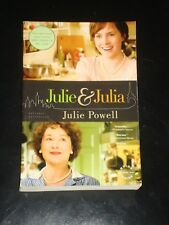 JULIE & JULIA by Julie Powell (2009, Paperback) BOOK MADE INTO MOVIE, CHILD