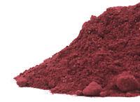 100 GRAM PREMIUM DRIED ORGANIC HIBISCUS POWDER - Hibiscus sabdariffa FREE POST