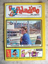 Paladino dei ragazzi n.10 ottobre 1973 - Novella Calligaris