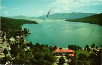 Vintage Postcard - Majestic Beauty Of Lake George New York NY #1700
