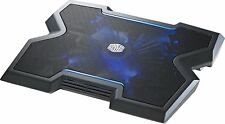 Cooler Master NotePal X3 Laptop/Notebook Cooling Pad Stand w/200mm Blue LED Fan