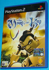 The Mark of Kri - Sony Playstation 2 PS2 - PAL