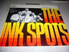 SPOTLIGHT ON THE INK SPOTS LP EX Design SDLP-154