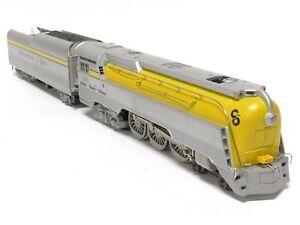 Lionel Trains 6-18043 C & O Semi-Scale Streamliner Hudson Locomotive & Tender