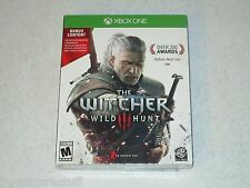 The Witcher III: Wild Hunt Comic Bundle Xbox One Sealed Unopened FREE SHIPPING