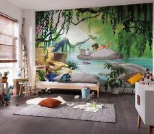 Children's bedroom wallpaper mural Jungle book Baloo Disney big poster + GLUE