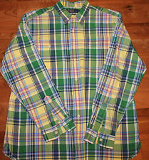 Ralph Lauren Polo Multi-Color  Dress Shirt  SIZE-XL