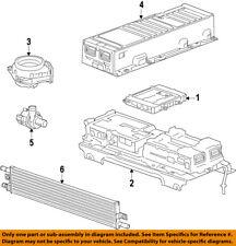GM OEM Battery-Blower Motor 13584653