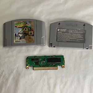 Mischief Makers Nintendo 64 N64 Game only Authentic Tested