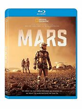MARS BLU-RAY - BEN COTTON - RON HOWARD - NATIONAL GEOGRAPHIC