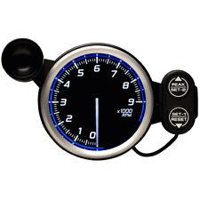 DEFI 80MM RACER 9000 RPM GAUGE N2 BLUE