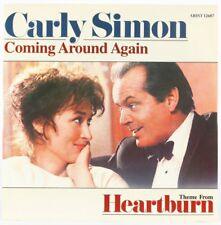 Carly Simon , Coming Around Again (Theme From Heartburn)  Vinyl Record/LP *USED