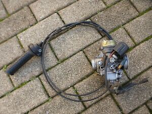 Piaggio Hexagon 125 150 EX EXS EXV LX LXT GTX Vergaser Walbro WVF-7 E-Choke