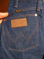 NEW NWOT 27x31 True Vtg 80s WRANGLER Mens BOOTCUT 13MWZ DENIM Jeans MADE IN USA