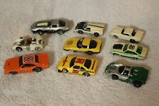 AURORA AFX/TYCO SLOT CAR PARTS LOT(Tires/Bodies/Parts/Corvette's) Pre-Owned
