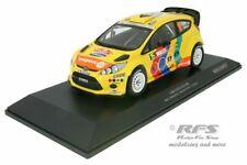 Ford Fiesta RS WRC Rallye Wales 2011 Solberg Minor 1:18 Minichamps 151110815 NEU
