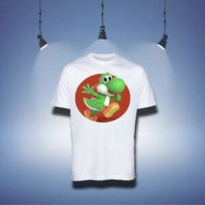 Boys Cartoon Kids T-shirt Yoshi