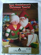 Jean Greenhowe Knitting Pattern Book - CHRISTMAS SPECIAL 28-page issue