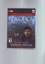 NIKOPOL : SECRETS OF THE IMMORTALS - 2008 ADVENTURE PC GAME - FAST POST