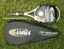 New Gamma Cp-900 Team Tennis Racket 100 4 1/2 (L4) (4) orginal.Msrp $179