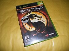 XBOX GAME-MORTAL KOMBAT-DECEPTION-Giochi Game Console-INGLESE-ING-SIGILLATO