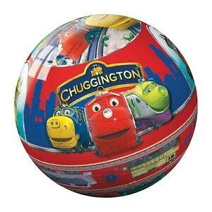 24 Pieces Puzzle, Puzzle Ball - Chuggington, Ravensburger 114719