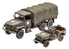 Revell 03260 M34 Tactical Truck & Off Road Vehicle Plastic Kit 1:35 Scale - T/48