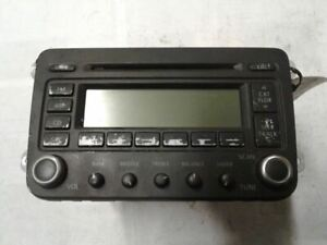 Radio Receiver 06 2006 VW Passat Part # 1K0035180C