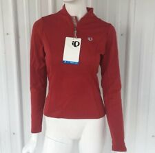 NEW Pearl Izumi Women's Select Thermal Long Sleeve Cycling Jersey XS Aurora Top
