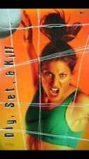 Rare GABBY GABRIELLE REECE Dig, Set, and Kill NIKE VOLLEYBALL POSTER (1995)