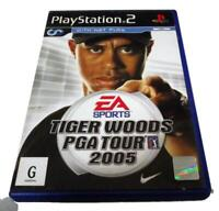 Tiger Woods PGA Tour 2005 PS2 PAL *No Manual*