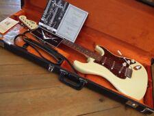 ** Fender Stratocaster Custom Shop 1965 nos Lipstick * SRV Limited **