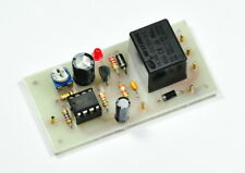 Touch Switch with delay off timer 37 seconds to 7 minutes Unassembled Kit