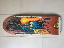 VINTAGE OG Skateboard Santa Cruz Corey O'brien. Zorlac Alva Powell Peralta Vans