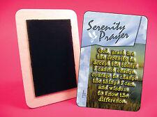 """Serenity Prayer"" - Fridge Magnet - SKU# 518"