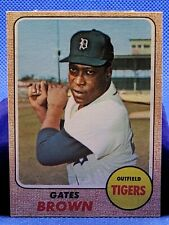 1968 TOPPS Baseball #300- #598 - You Pick The Cards - Complete Your Set