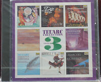 Rare Telarc Volume 3  66 mins Classical 18 Tracks CD Sealed CD89103 DDD Mint