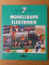 Modellbahn Grupo De Electrónica 7 Alba Tren de modelismo - Práctica