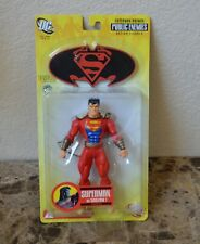 DC Direct Public Enemies  SUPERMAN AS SHAZAM Toyfare Exclusive NEW action Figure