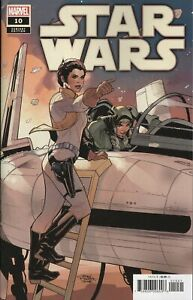 STAR WARS #10 1:25 DODSON VARIANT NM 2021 MARVEL COMICS HOHC