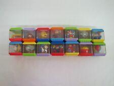 14 Fisher Price PEEK A BLOCK Blocks Visual Tactile Development CIRCUS Lot #9