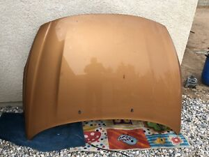 2011 2012 2013 VOLVO S60 T5 T6 HOOD OEM Orange Color USED