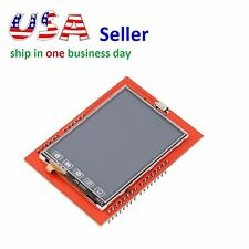 """2.4"""" diagonale lcd tft display 2.4 zoll tft lcd shield steckdose touch panel module"""