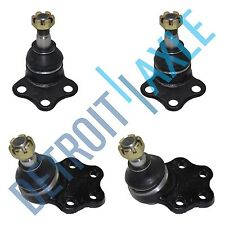 NEW 4pc Front Lower and Upper Ball Joint Kit for Dakota Durango 2WD