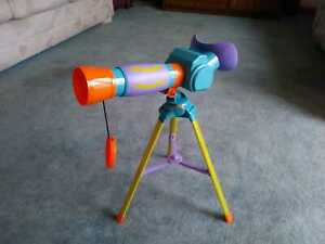Educational Insights GeoSafari Jr My First Telescope Toys For Kids Boys Girls
